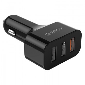 ORICO 35W 3 Port (QC3.0*1) Car Charger (UCH-Q3)