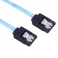 ORICO Serial SATA III Cable with Locking Latch, 0.6M (CPD-7P6G-BC60)