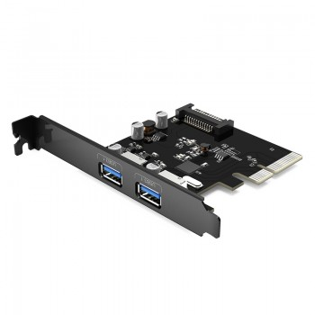 ORICO 2 Port USB3.1 PCI-E Adapter (PA31-2P)