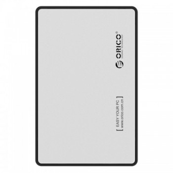 "2588US3 2.5"" USB 3.0 External HDD 2.5"" Enclosure"