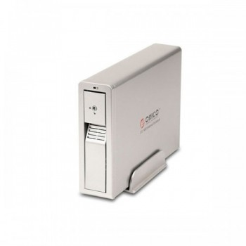 "7618UI3 3.5"" USB 3.0 External HDD 3.5"" Enclosure eSATA Firewire 400/800"