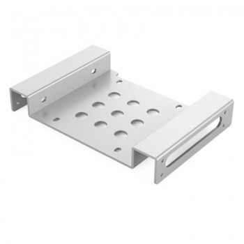 ORICO 5.25 inch to 2.5 or 3.5 inch Aluminum Alloy Hard Drive Caddy (AC52535-1S)