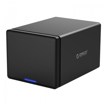 ORICO 5 Bay USB3.0 Hard Drive Enclosure with Raid (NS500RU3)